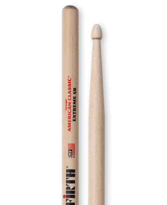 Vic Firth X5B American Classic Extreme 5B Drum Sticks