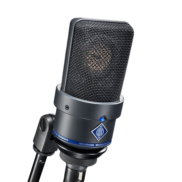 Neumann TLM 103 D-MT Digital Condenser Microphone w/ SG1 Mount & Wooden Box - Black