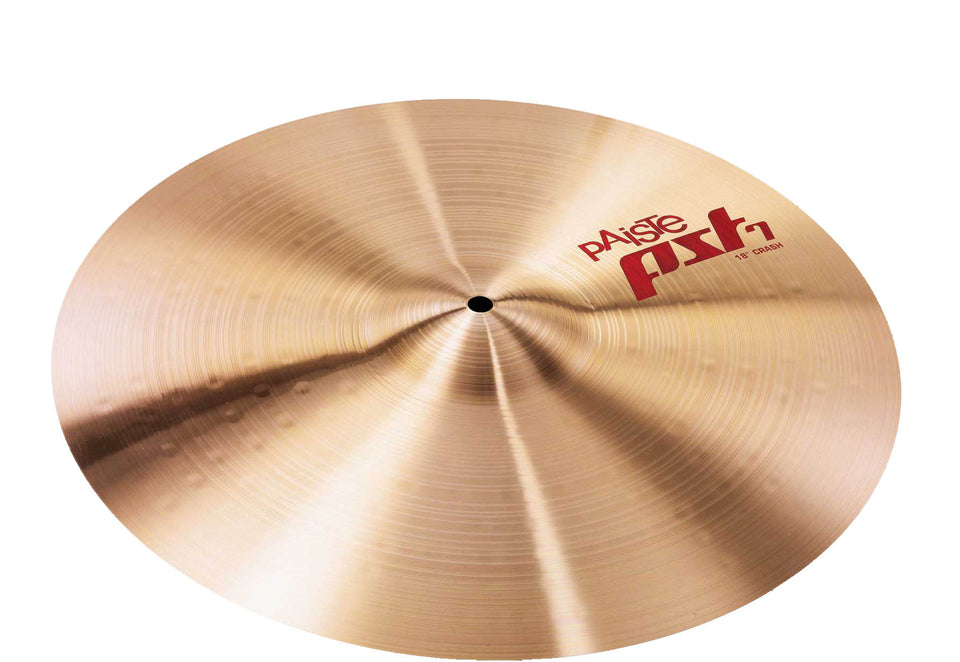 "Paiste 19"" PST 7 Crash Cymbal"