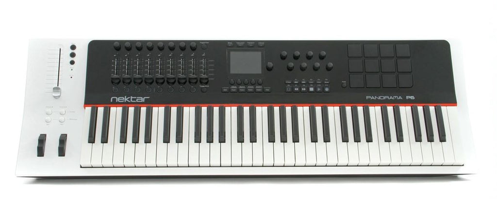 Nektar Technology Panorama P6 MIDI Controller Keyboard