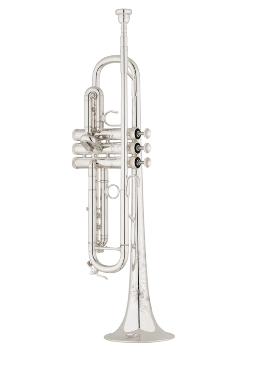 S.E. Shires TRDOCM Model Destino III Medium Bore B-Flat Trumpet