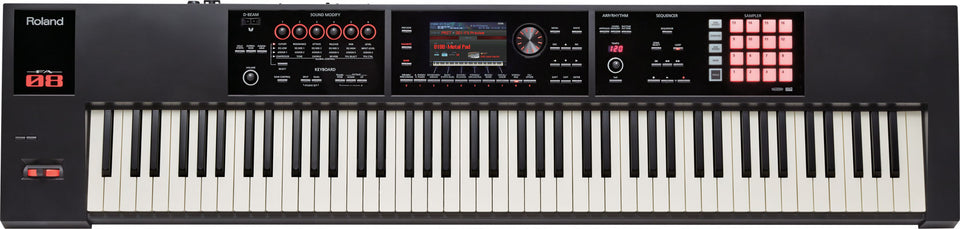 Roland FA-08 88 Key Music Workstation