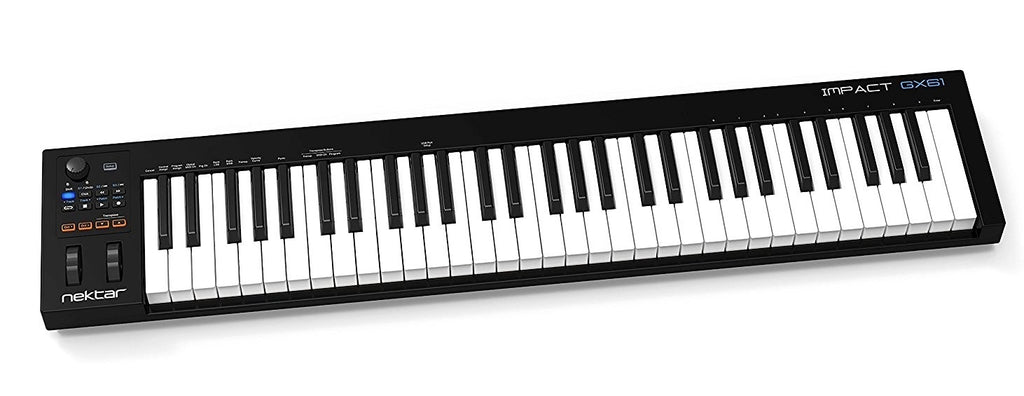 Nektar Technology GX61 61-Key USB MIDI Keyboard Controller
