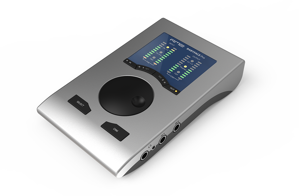 RME Babyface Pro Audio Interface