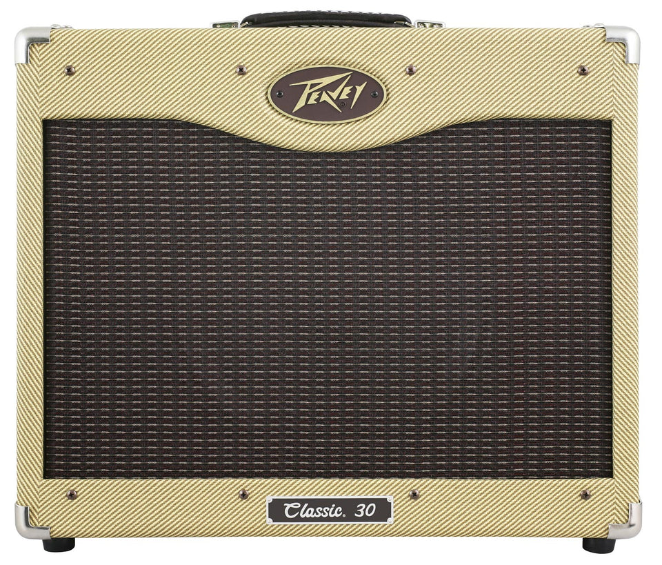 Peavey Classic 30 1x12 Tweed Tube Guitar Combo Amp