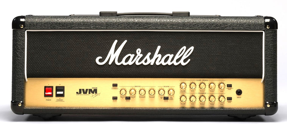 Marshall JVM205H 50W Amplifier Head