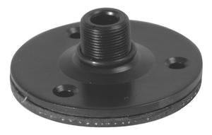 On-Stage Stands TM08B Flange Mount - Black