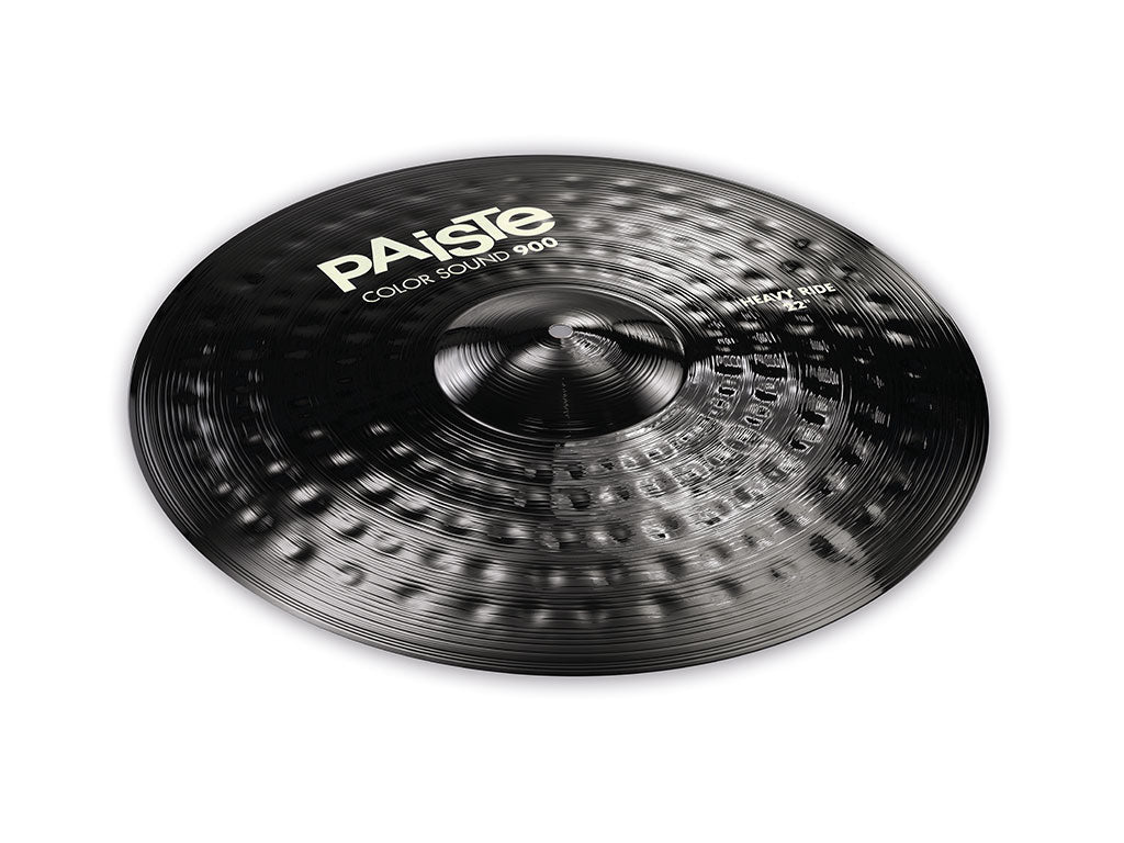 Paiste Color Sound 900 Series Heavy Ride Cymbal - Black