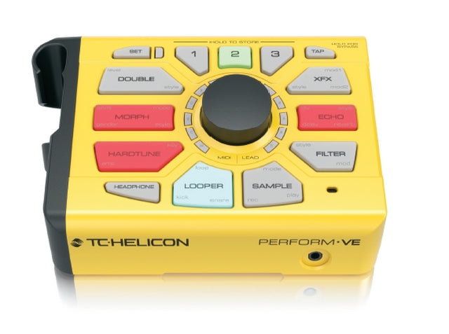 TC Helicon Perform-VE Vocal Processor