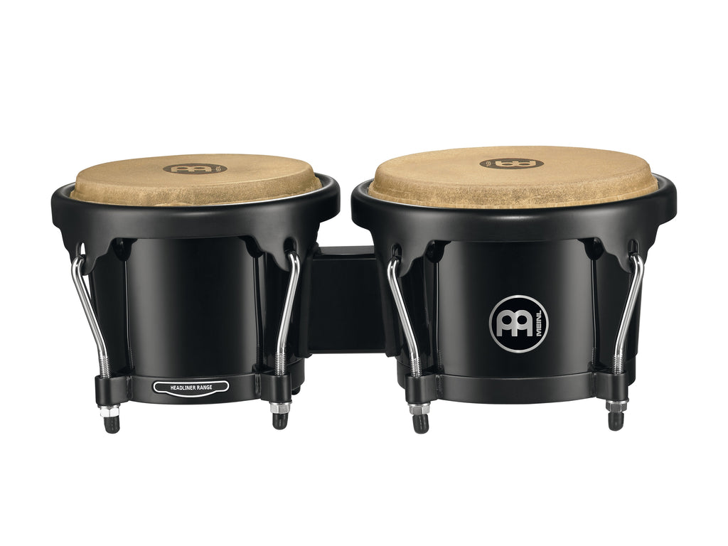 Meinl HB50BK Journey Series Bongos Black