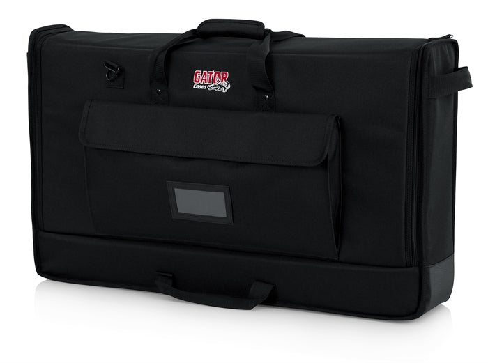 Gator Medium Padded LCD Transport Bag - Black