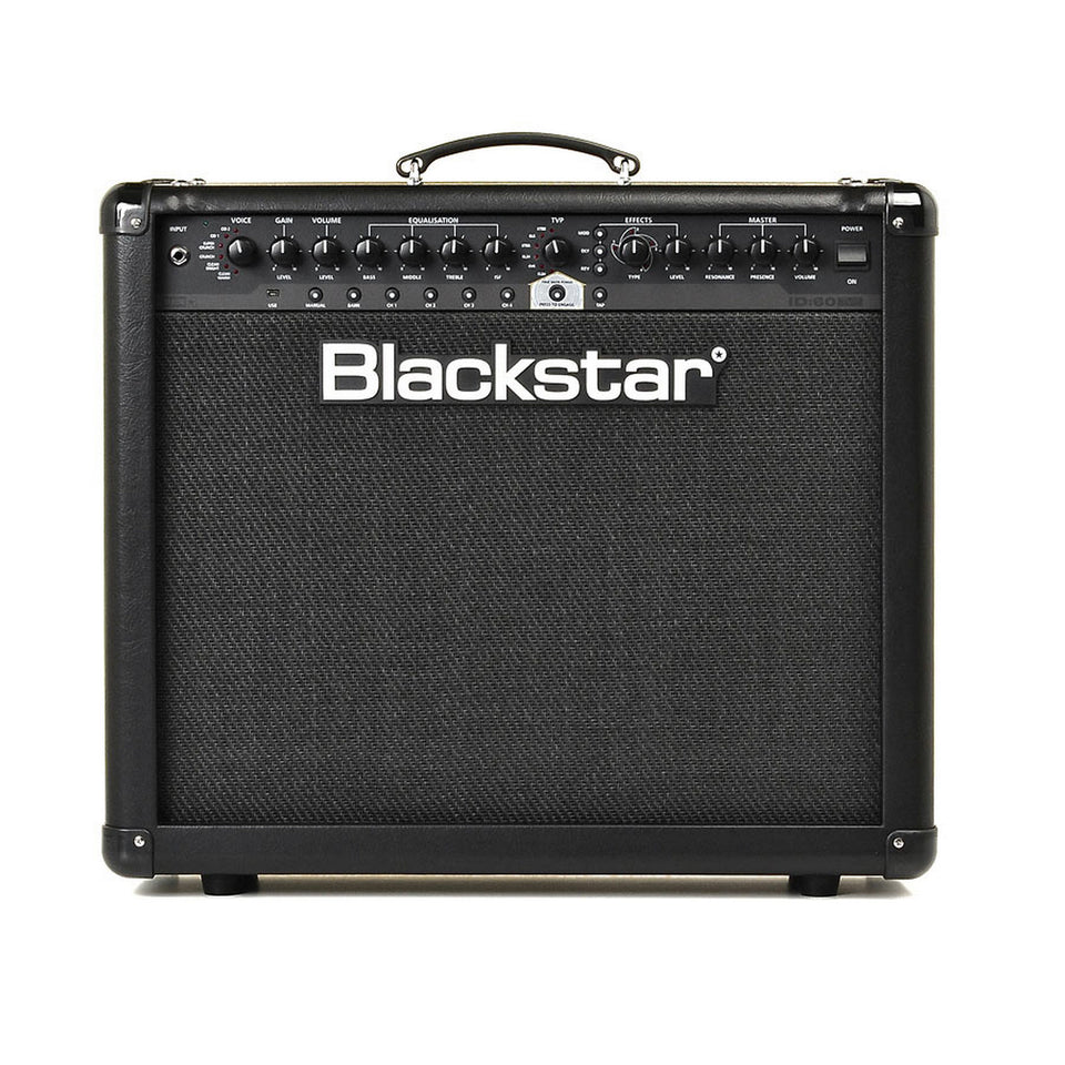 "Blackstar ID:60 TVP 1x12"" 60W Programmable Guitar Combo Amplifier with Effects"
