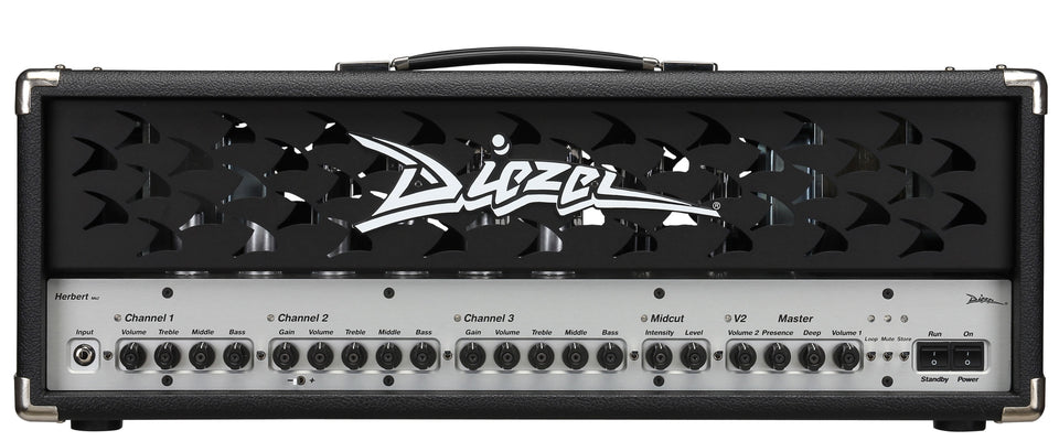 Diezel Herbert MKIII 180W Guitar Amplifier Head