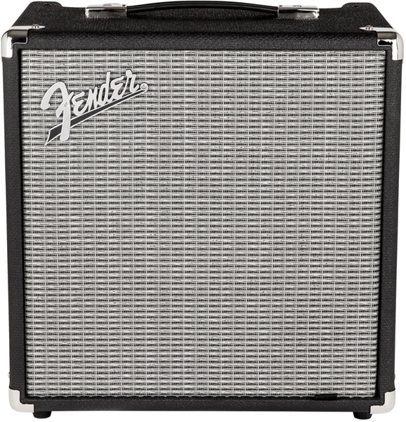 Fender Rumble 25w Bass Combo - Black