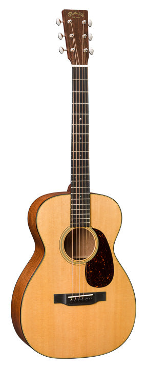 Martin 0-18 Standard Series Acoustic Guitar - Sitka Spruce