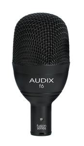 Audix F6 Fusion Series Hypercardioid Dynamic Instrument Microphone
