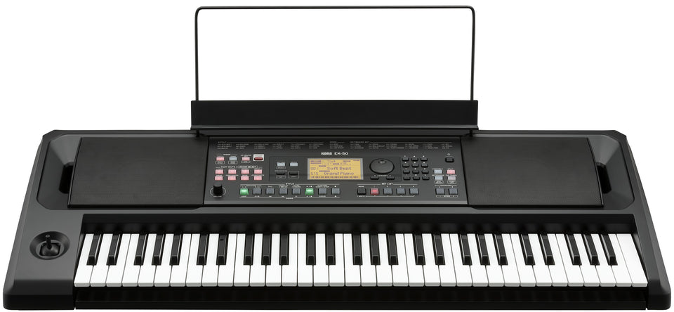 Korg EK-50 61 Key Entertainer Keyboard