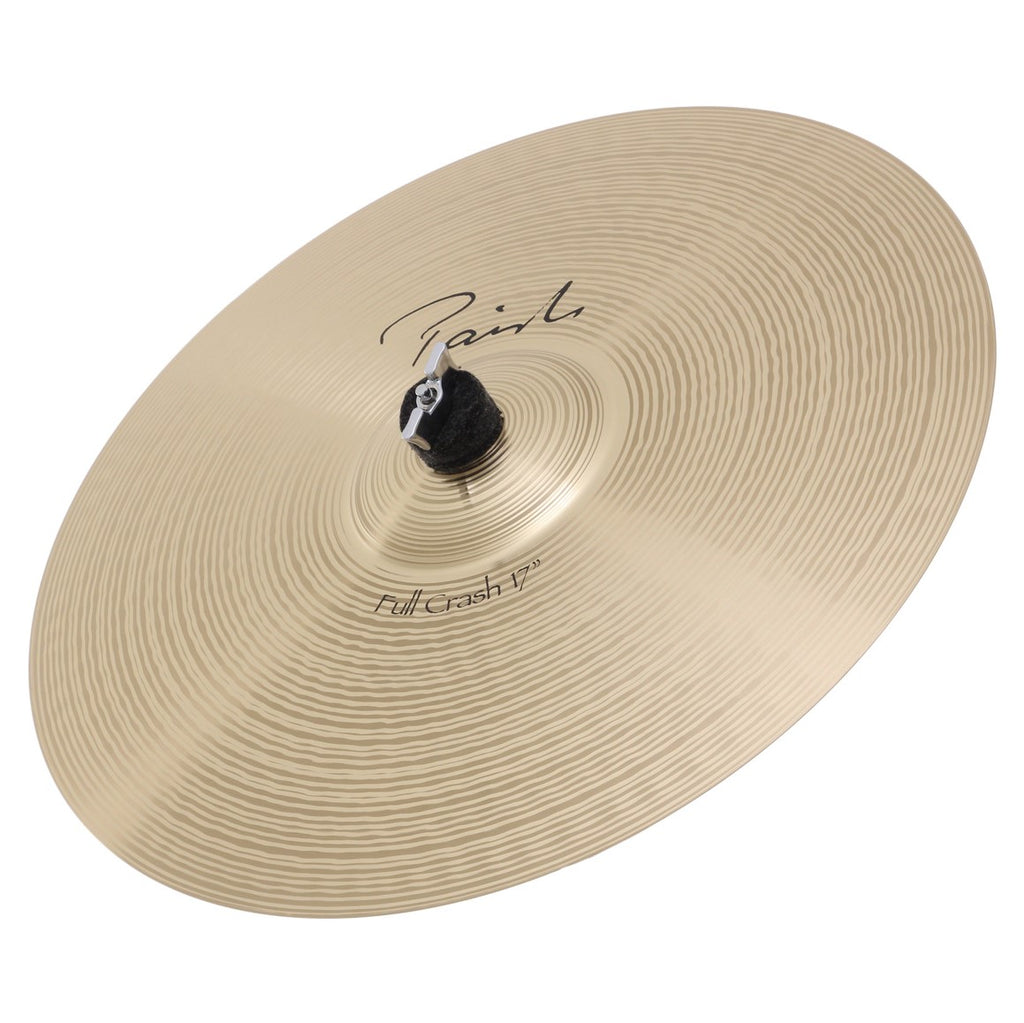 "Paiste 17"" Signature Full Crash Cymbal"