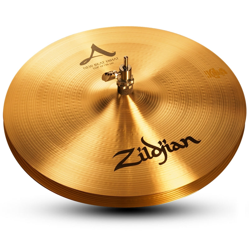 "Zildjian 14"" A New Beat Hi-Hat Cymbal Top"
