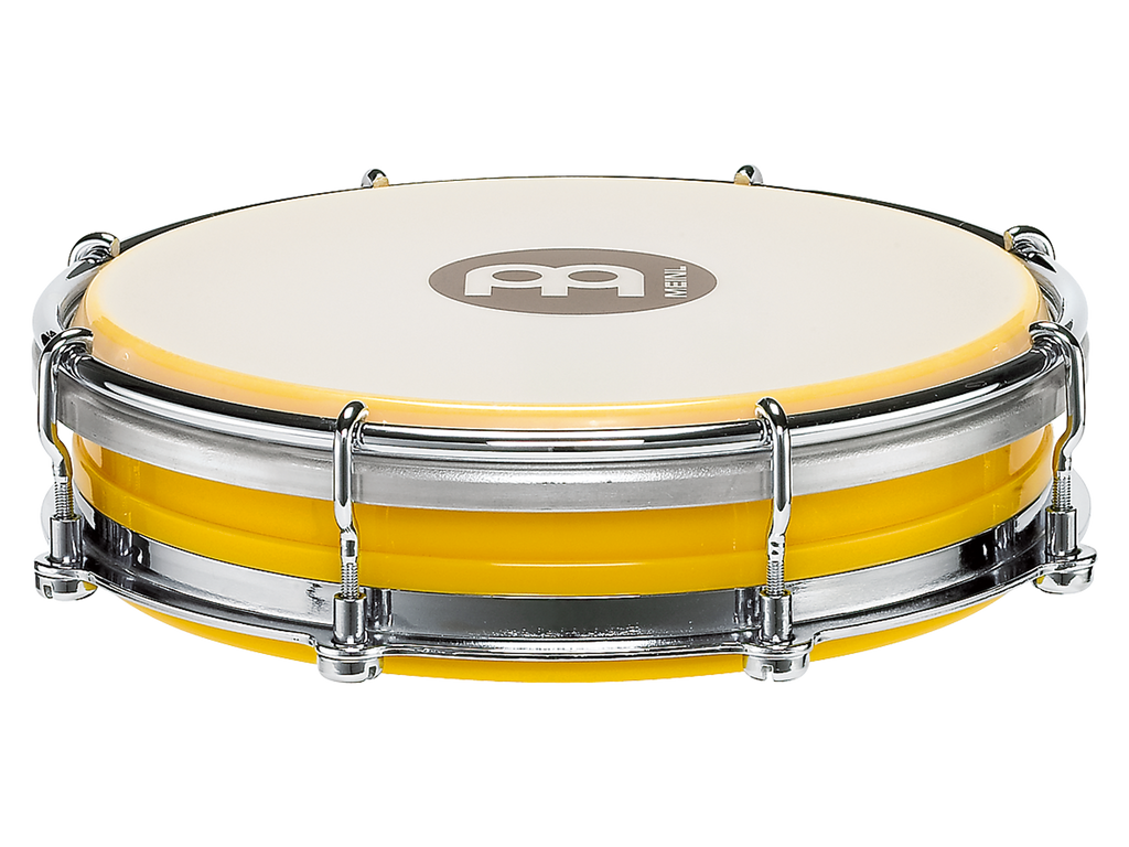 "Meinl TBR06ABS-Y Floatune Tamborim 6"" Yellow"