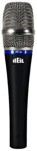 Heil PR22-UT Dynamic Handheld Mic (Utility Packaging Option)