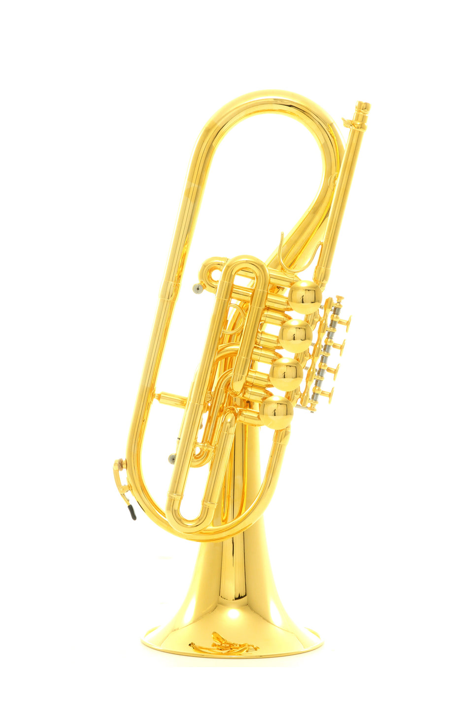 Schagerl Killer Queen Gold Plated Flugelhorn