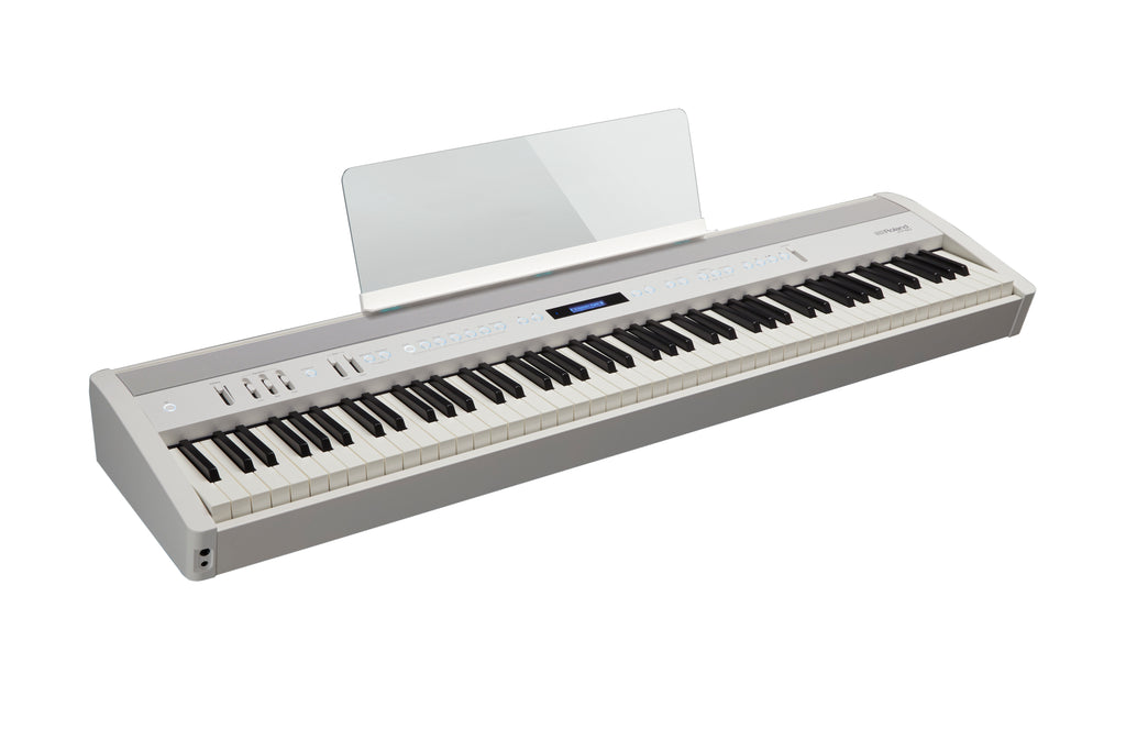 Roland FP-60-WH Digital Piano - White