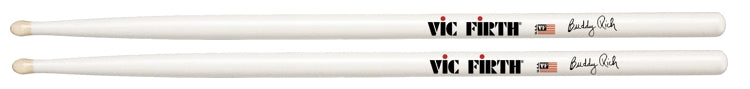 "Vic Firth SBR ""Buddy Rich"" Signature Series Drumsticks"