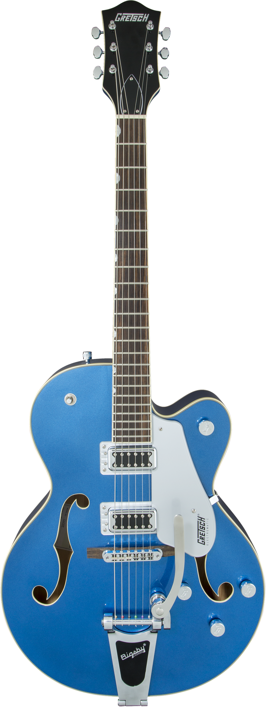 Gretsch G5420T Electromatic Hollow-Body Electric Guitar W/ Bigsby - Fairlane Blue