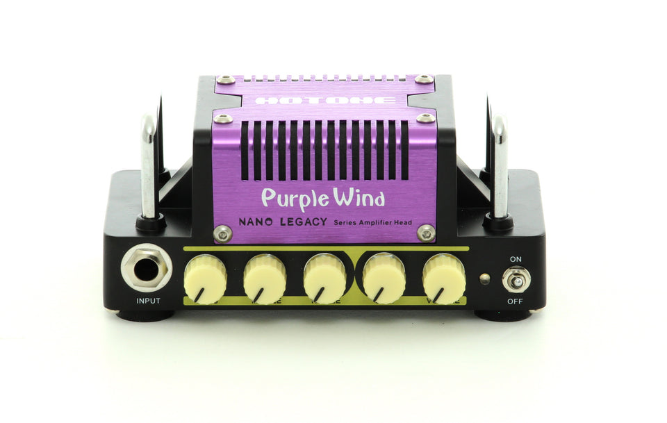 Hotone Nano Legacy Purple Wind 5W Guitar Amplifier Head