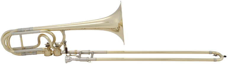 Bach 50A3 Stradivarius Professional Model Bass Trombone Outfit