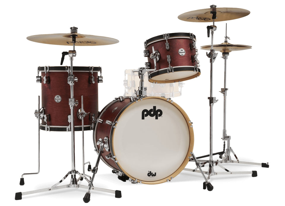 Pacific Drums And Percussion Concept Maple Classic Bop Kit