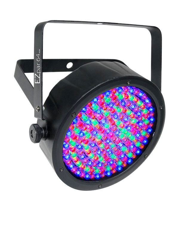 CHAUVET DJ EZPar 64 RGBA Battery-Powered Wash Light - Black
