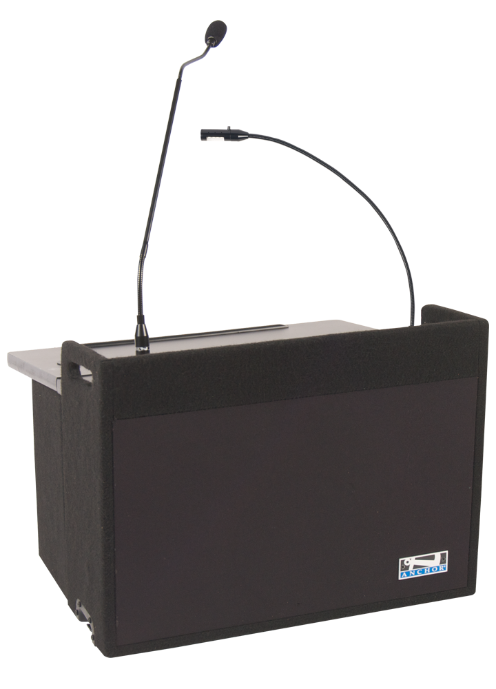 Anchor Audio Acclaim Portable Lectern