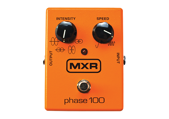 MXR M107 Phase 100 Guitar Effect Pedal