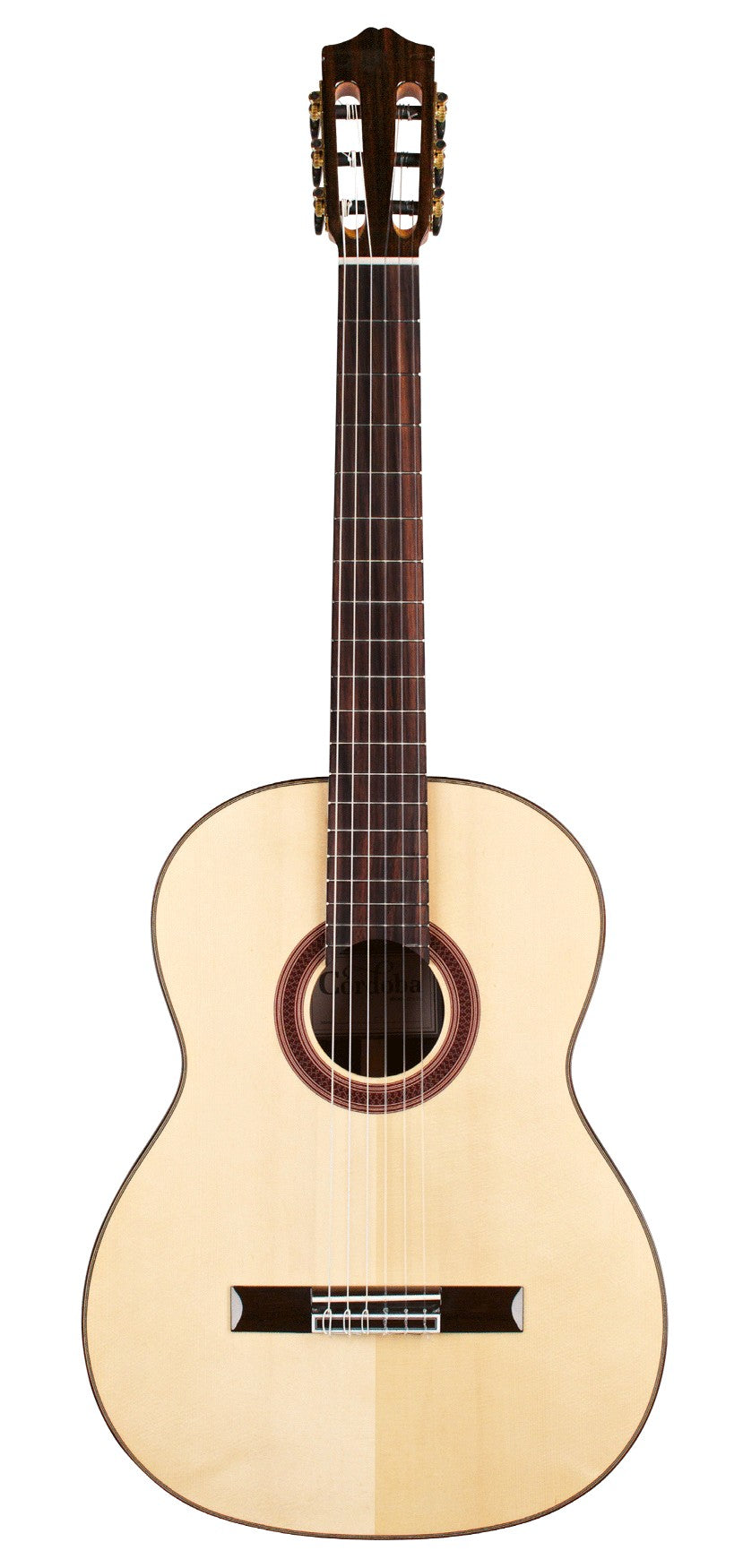 Cordoba C7 SP Solid Spruce Top Nylon String Acoustic Guitar
