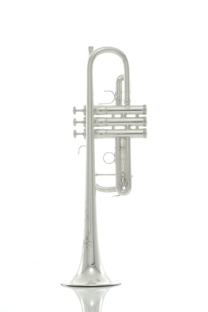 S.E. Shires TR502 Model 502 C Trumpet - Designed With Terry Everson