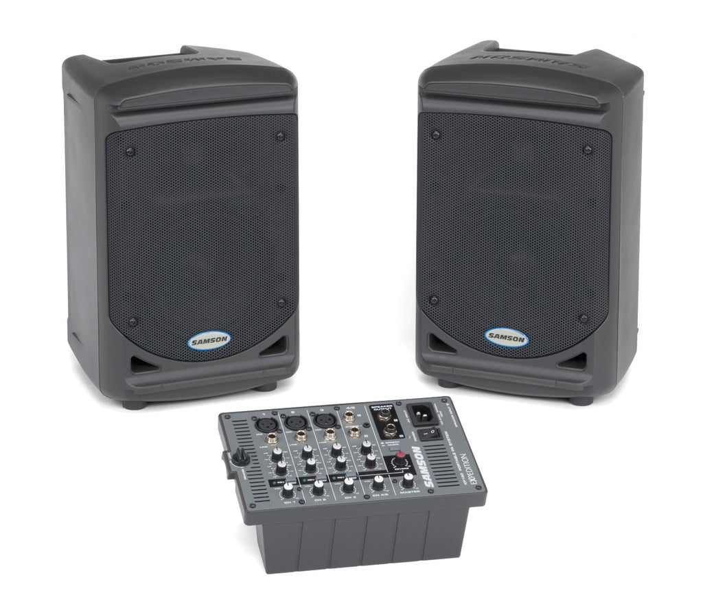 Samson XP150 150 Watt Portable PA System
