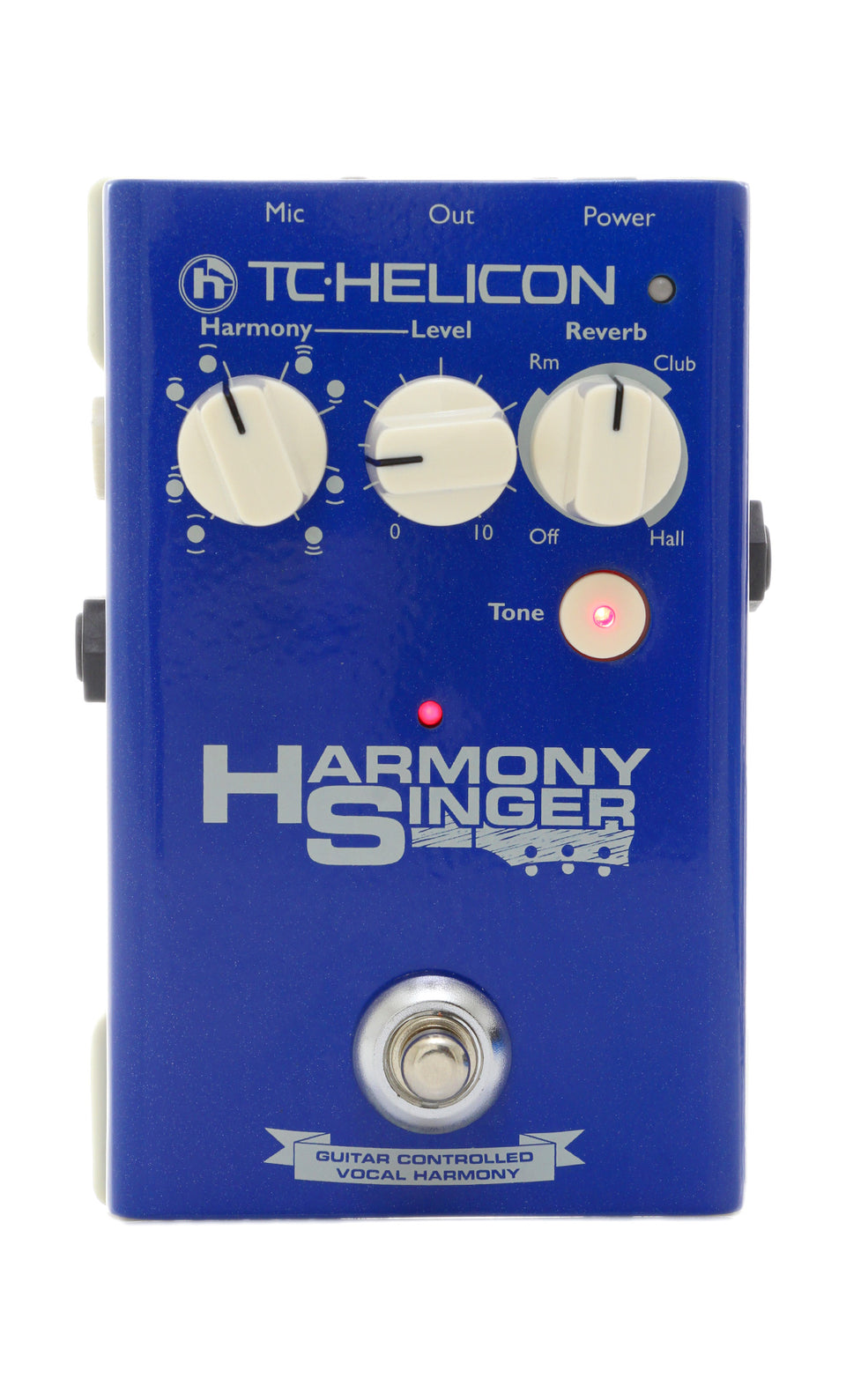 TC HELICON Harmony Singer Vocal Processor Pedal