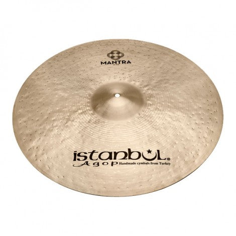 "Istanbul Agop 22"" Mantra Ride Cymbal"