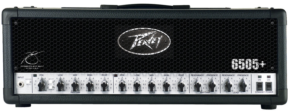 Peavey 6505+ 120 Watt Tube Guitar Head