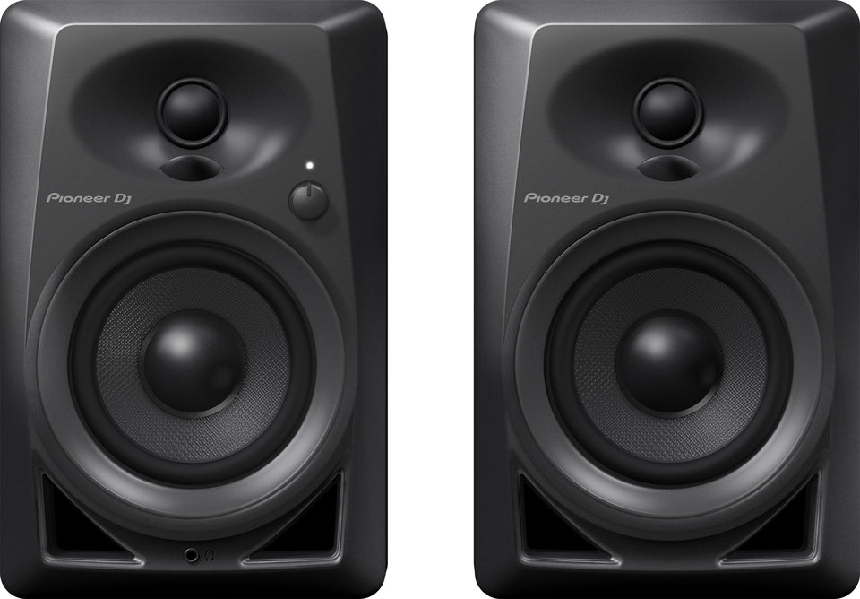 Pioneer DM-40 Desktop Monitor Speaker (Pair) - Black