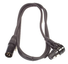 Peavey 20 Foot Right Angle Mic Cable
