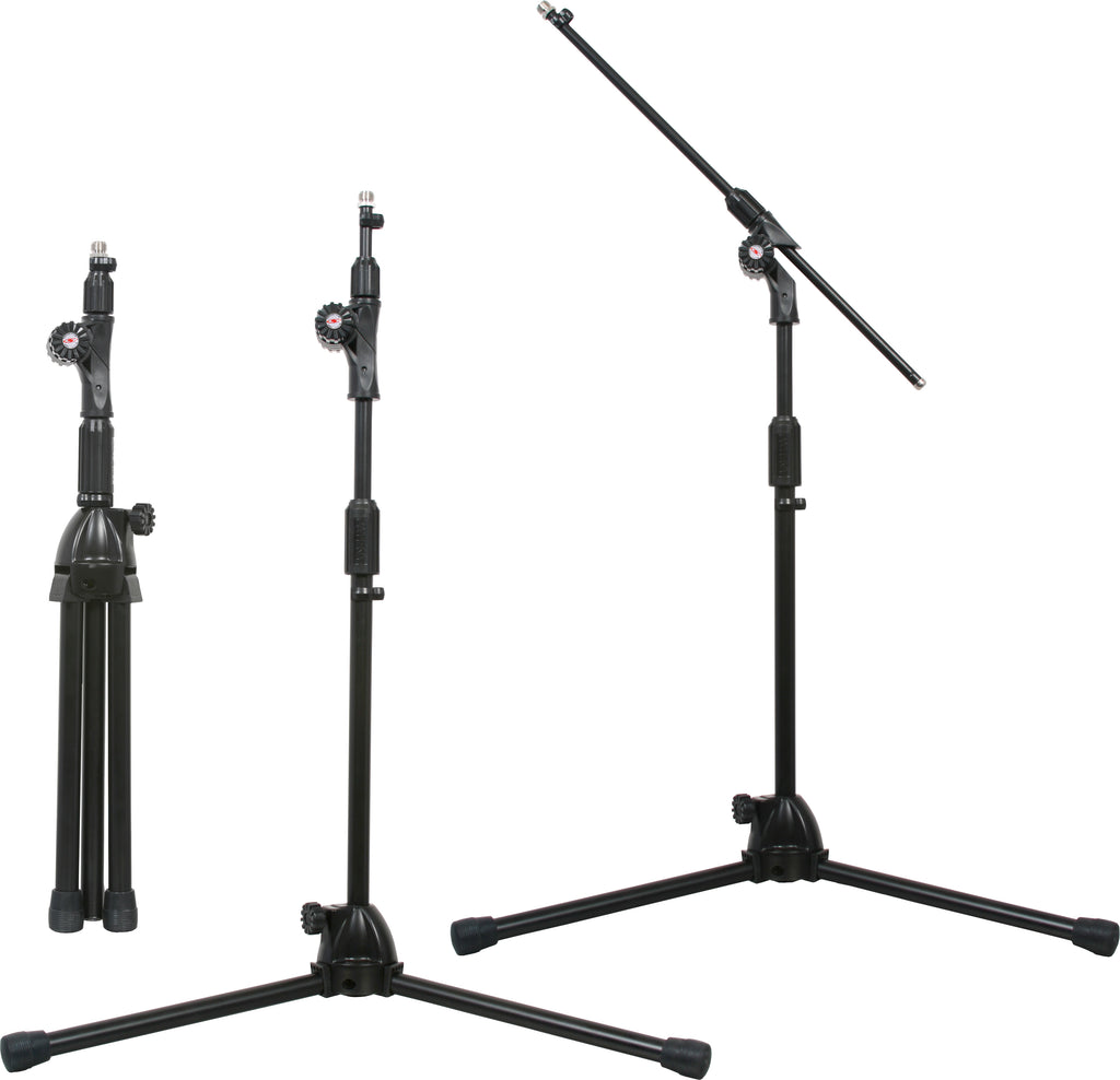 Galaxy Audio MST-C60 'STANDFORMER' Combo Straight/Boom Microphone Stand