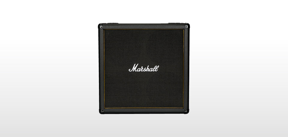 "Marshall MG412BG 120-Watt 4x12"" Cabinet"