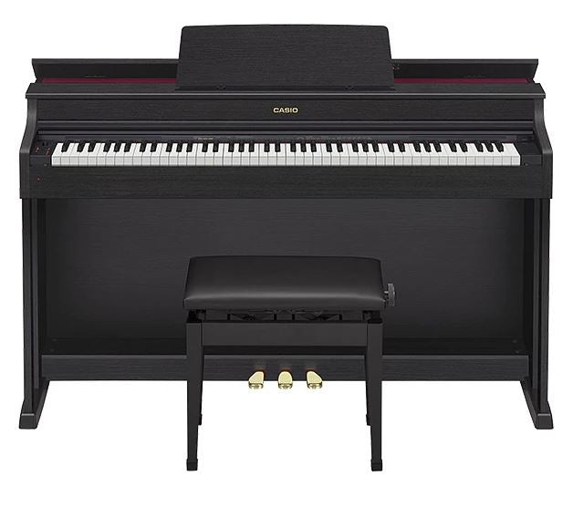 Casio AP-470 Celviano Digital Piano - Black