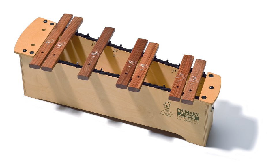 Sonor Orff AXP 2-1 Alto Xylophone - Chromatic Add On Only, Primary FSC Series