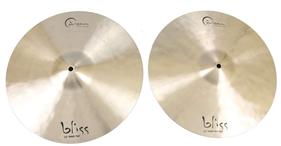 "Dream 15"" Bliss Hi Hat Cymbals"