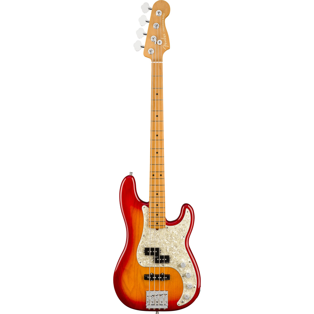 Fender American Ultra Precision Bass 4-String Electric Bass
