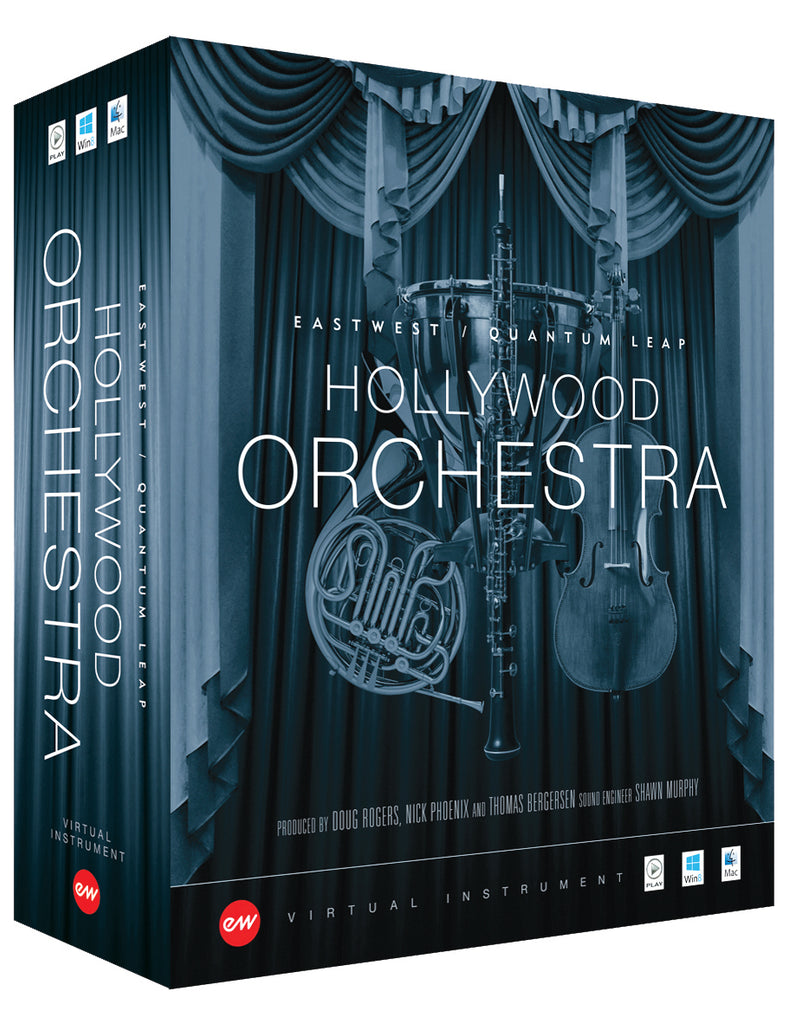 EastWest Hollywood Orchestra - Gold